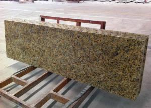 ... Quality Prefab Natural Stone Countertops For Kitchen , 26u0026quot; X  96u0026quot; Granite Kitchen ...