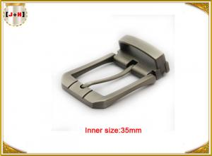 Quality Unique Design Square Metal Brass Color Belt Buckles 35mm Inner Size Zinc Alloy for sale