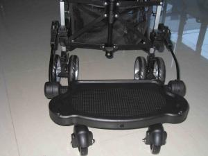 China Good Balance Plastic Baby Buggy Board / Baby Travel Buggy Board on sale