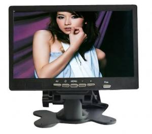 China 7'' lcd touch monitor on sale