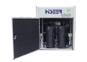 China Soil-water mini geothermal ground source cooled heat pumps on sale