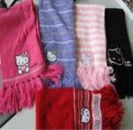 Дует шарф жаккарда шарфа вязать