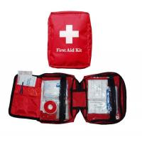 Light Durable Health Care Disposable Medical Consumables Travel First Aid Kit