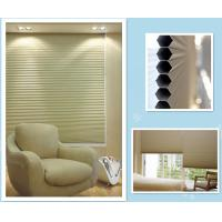 26 mm  manual/motorize fabric and soft mess honeycomb blinds dim out and black out