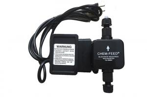 China Swimming Pool Disinfection System Chemical Feeder Swimming Pool Chlorine Dosing Pump on sale
