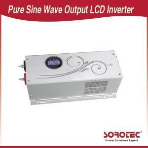 Quality Inverseurs purs à la maison d'énergie solaire d'onde sinusoïdale, inverseur for sale