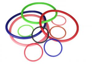 China Buna / FKM / HNBR Rubber O Rings Or Metal Back Up Rubber Sealing Ring on sale