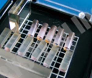China Long Pulsed ND YAG LaserAR Coating For Improving Output Beam High Performance on sale