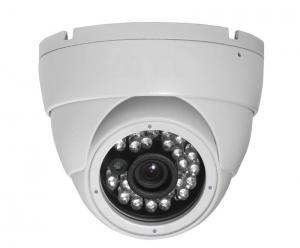 China 30m IR Color Vandal Proof Dome Camera 600tvl 1/3 SONY SUPER HAD CCD , 0.001 Lux on sale