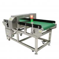 China Automation Conveyor Belt Types Stainless Steel Metal Detector System For Food Manufacturing Industry on sale