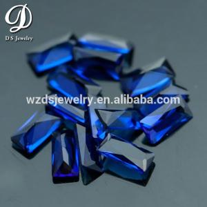 China Best price glass stones for jewelry making 2015 at different color on sale