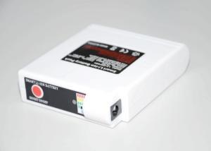 China 5200mAh Li-ion Heated Motorcycle Gloves Battery 7.4v Grade A White on sale