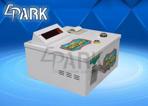 China Electronic Redemption Game Machine / Lottery Ticket Counting Machine on sale