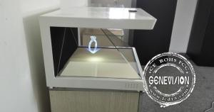 China Optical Acrylic 19 Inch - 55 Inch Hologram Advertising Display , 3d Hologram Screen on sale