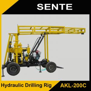 China New type AKL-200C used drill rigs on sale