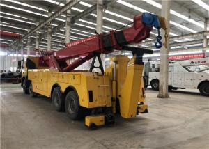 China 2 Winch Tow Truck Equipment?With 6000mm Max Extension Traveling Lifting Boom on sale