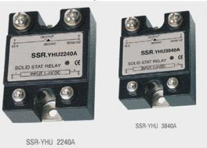 Normally closed AC Solid State Relay AC control voltage with High