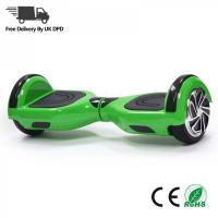 6.5 inch Segway Hoverboard Smart Electric Hoverboard With Hot Wheels - Green - iHoverboard UK