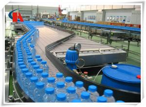 China Electric Driven Water Production Line Bottled Water Manufacturing Machine 6000 BPH 500 ML on sale