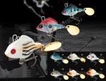 El mejor señuelo de la pesca de la ventaja de la venta 28g los 4cm del nuevo diseño