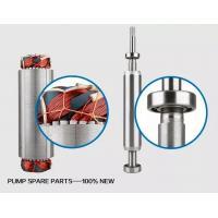 Farm Irrigation Solar Powered Dc Water Pump , High Pressure Water Pump Electric