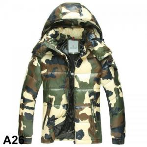 1e1b6778a 2015 Moncler men winter jacket duck down camouflage outerwear for ...