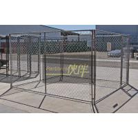 China China supplier,dog kennel, cheap chain link dog kennels,Chain Link Portable Yard Kennel on sale
