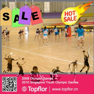 China Pvc Sports Vinyl Flooring of Sports Court on sale