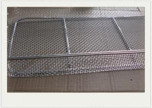 Quality Health And Safaty Metal Wire Basket With Stainless Steel Used For Putting Fruit for sale