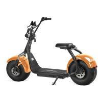 China 1200w Brushless 60V / 12Ah LG Lithium Battery Electric Scooter For Adults on sale