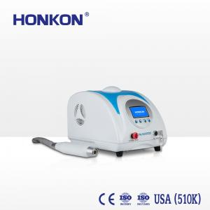 China Honkon Tattoo Removal Skin Rejuvenation Q Switch Nd Yag Laser Machine on sale