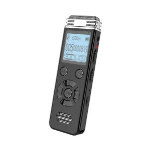 China Portable Dictaphone Voice Recorders 32GB Memory Sound Voice Activated for Meeting on sale