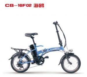 China Folding Mini Lithium battery E Bike / Vehicle for Kids and Boys 36V / 8Ah on sale