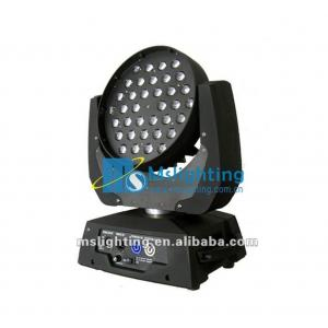 China 36*1W/3W/3IN1RGB LED Moving Head Light LED Washer on sale