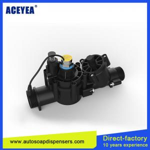 China New Model Auto Toilet Flush Valve Sets For Toilet With Seawater Anti-Corrosion on sale