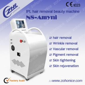 China Multi-Functional IPL Hair Removal Machines 530nm - 1200nm For Salon on sale