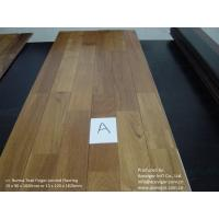 Finger-Jointed Solid Wood Flooring