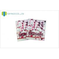 Soft Plastic Aluminum Foil Zipper Packaging Bags Oxygen Barrier Waterproof