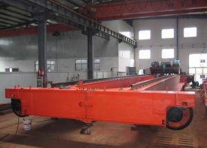 China Electric Overhead Traveling Double Girder Overhead Crane EOT Crane for Sale with High Working Efficiency China Supplier on sale