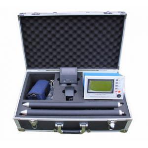 China Detector de metales subterráneo recargable de la gama larga 24 industrial x 13 x 16 cm on sale