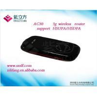 portable usb modem 3g wifi router ZTE AC30