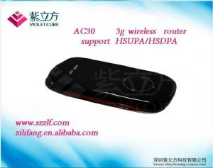 China portable usb modem 3g wifi router ZTE AC30 on sale