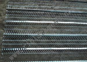 China XT0706 Expanded Wire Mesh Rib Lath 7*15mm Hole Size For Construction on sale