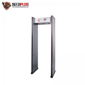 China 18 zones Walk Through Matal Detector SPW-IIIC Gun detector for security check on sale