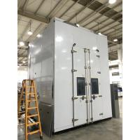 Walk-in Environmental Temperature and Humidity Test Chamber For Large Test Specimens