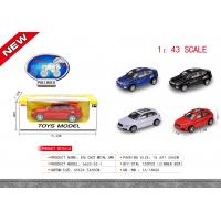 1:43 die cast pull back metal cars BMW AUDI model