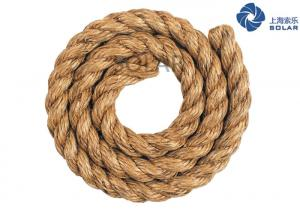 China Beautiful Appearance High Strength Fiber Rope With Smooth Surface on sale