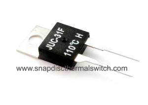 China Snap Action   Sub Miniature Bimetallic Thermostat For Medical Power Supply on sale