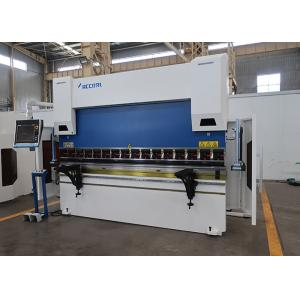 China CNC Hydraulic Press Brake 400 Ton x 6000mm with DELEM Da66 Control System on sale