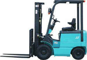 China Electric Forklift CPD15J on sale